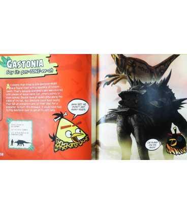 Angry Birds Playground: Dinosaurs Inside Page 2