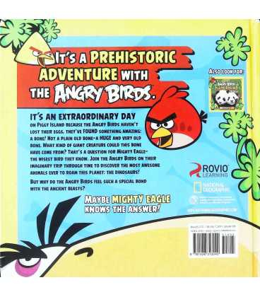 Angry Birds Playground: Dinosaurs Back Cover