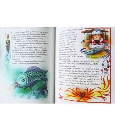 Classic Fairy Tales Inside Page 1