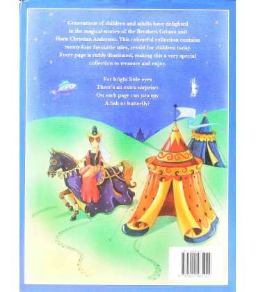 Classic Fairy Tales Back Cover