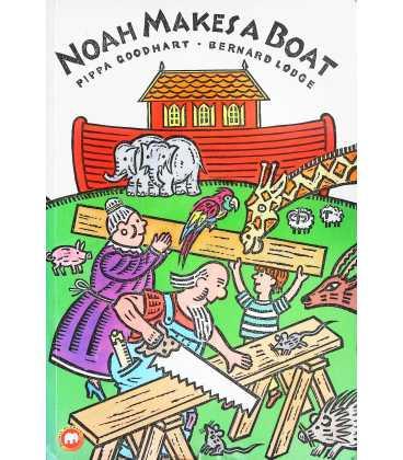 Noah Makes a Boat