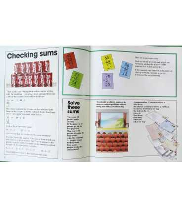Understanding Maths: Adding and Subtracting Inside Page 1