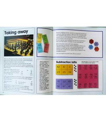 Understanding Maths: Adding and Subtracting Inside Page 2