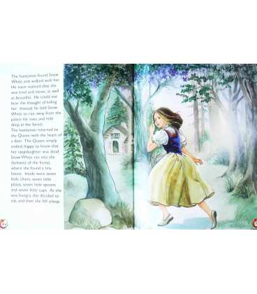 Snow White Princess Inside Page 1