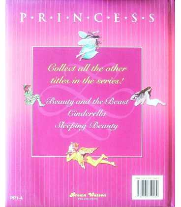 Snow White Princess Back Cover