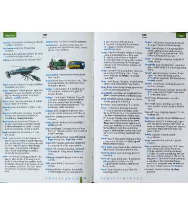 The Oxford Children's Dictionary Inside Page 1