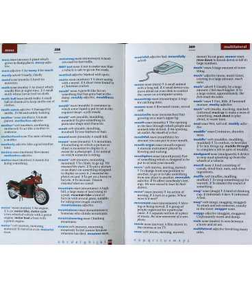 The Oxford Children's Dictionary Inside Page 2