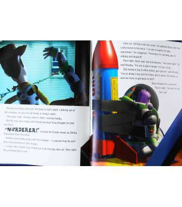 Disney Magical Story: Toy Story Inside Page 1