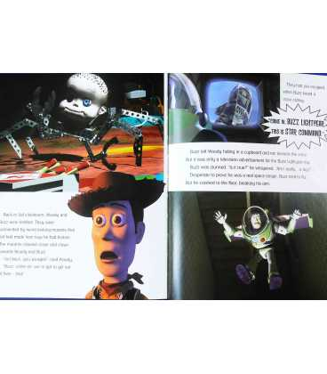 Disney Magical Story: Toy Story Inside Page 2