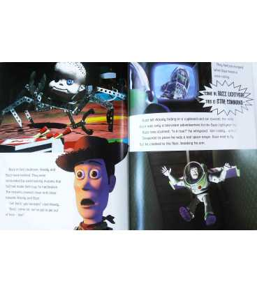 Toy Story Inside Page 2