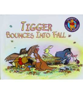Tigger Bounces Into Fall