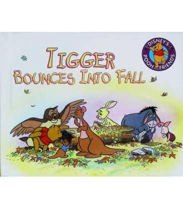 Tigger Bounces Into Fall