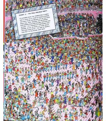 Where's Wally? The Great Picture Hunt Inside Page 2