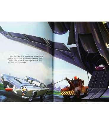 Cars 2 Inside Page 1