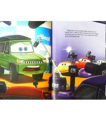 Cars 2 Inside Page 2