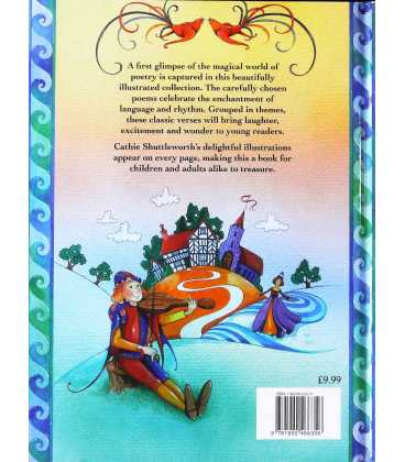 Classic Poetry for Children Back Cover