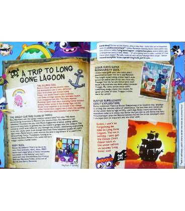 Moshi Monsters Official Annual 2014 Inside Page 1