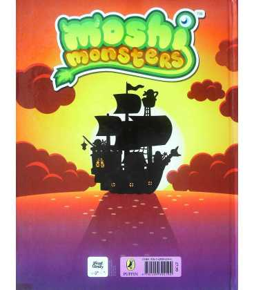 Moshi Monsters Official Annual 2014 Back Cover