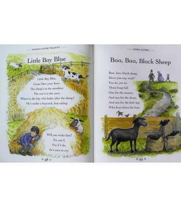 Nursery Rhyme Treasury Inside Page 2