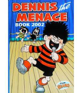 Dennis the Menace Annual Book 2002