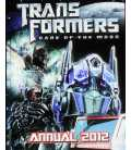 Transformers Dark of the Moon Annual 2012
