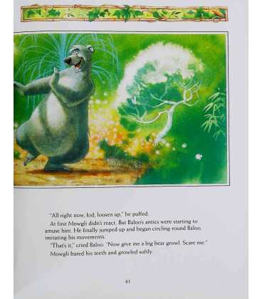 The Jungle Book Inside Page 2