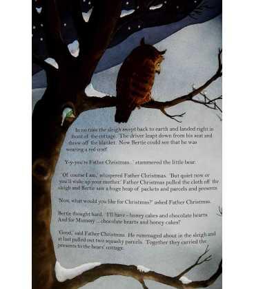 Little Bear's Christmas Inside Page 1