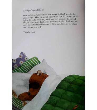 Little Bear's Christmas Inside Page 2