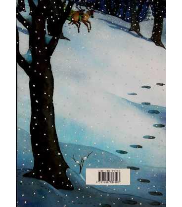 Little Bear's Christmas Back Cover