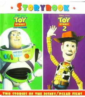 Toy Story/Toy Story 2 Storybook