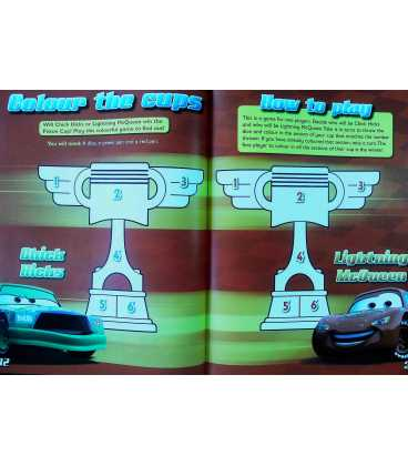The World of Cars Annual 2009 Inside Page 1