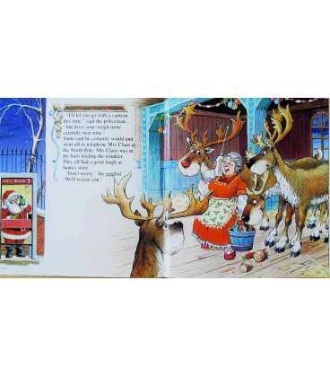 Santa's Super Sleigh Inside Page 2