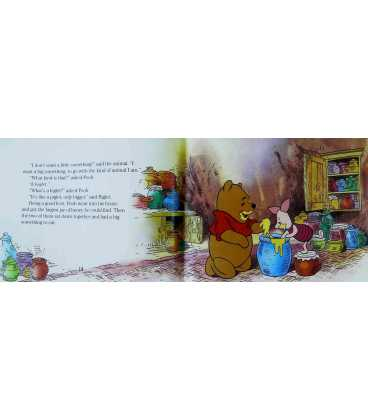 Piglet to the Rescue (Disney's Pooh and Friends) Inside Page 1