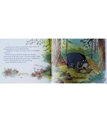 Eeyore And The Balloon Tree (Disney's Pooh and Friends) Inside Page 1