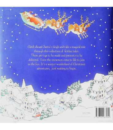 Christmas Stories Back Cover