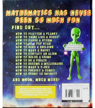 50 Things Your Kids Need to Know About Mathematics Back Cover