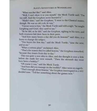 Alice's Adventures in Wonderland Inside Page 2