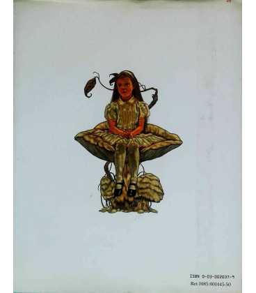 Alice's Adventures in Wonderland Back Cover