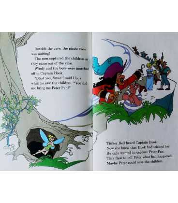 Peter Pan and Wendy (Disney's Wonderful World of Reading) Inside Page 1