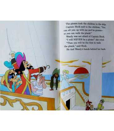 Peter Pan and Wendy (Disney's Wonderful World of Reading) Inside Page 2