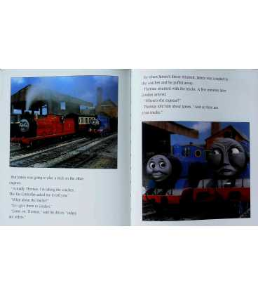The Adventures of Thomas Inside Page 1