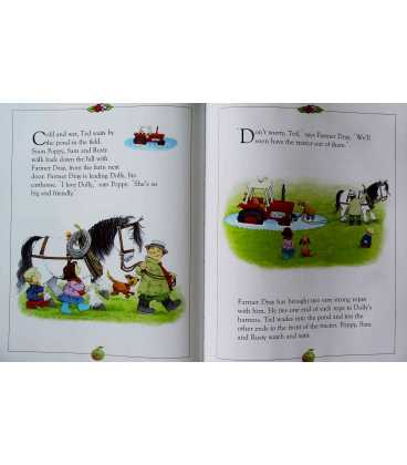 Farmyard Tales Storybook Inside Page 1