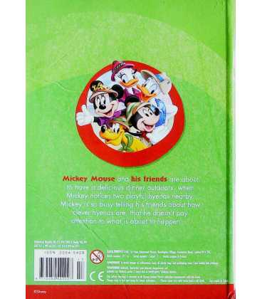 Disney Animal World Back Cover