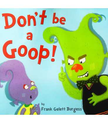 Don't be a Goop