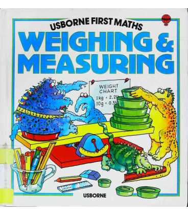 Weighing & Measuring (Usborne First Maths)
