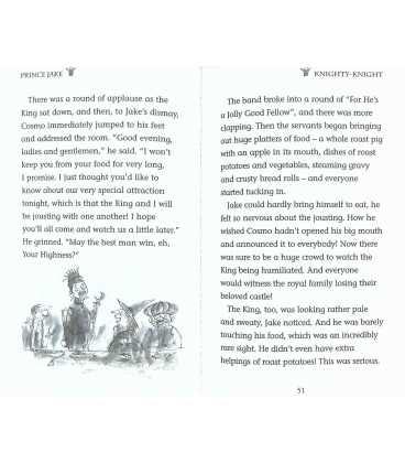 Knighty-Knight (Prince Jake) Inside Page 2