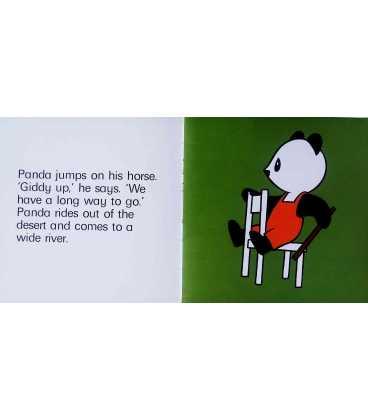 Panda the Explorer Inside Page 1