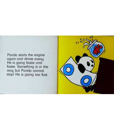Panda the Racing Driver Inside Page 1