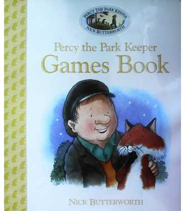 Percy the Park Keeper Games Book