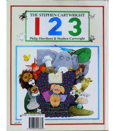 Stephen Cartwright 123 Back Cover